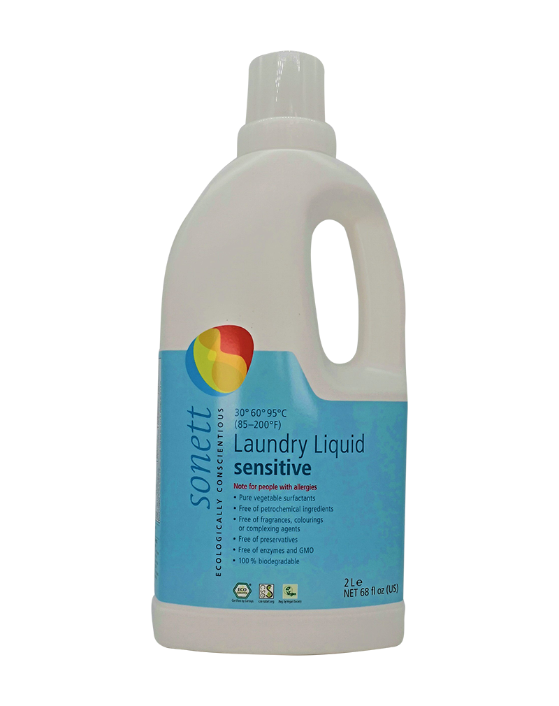 Sonett Neutral Laundry Washing Liquid (Sensitive) (2L)