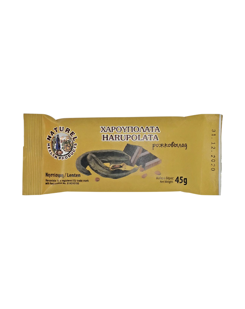 Naturel Harupolata Carob Bar (45g)