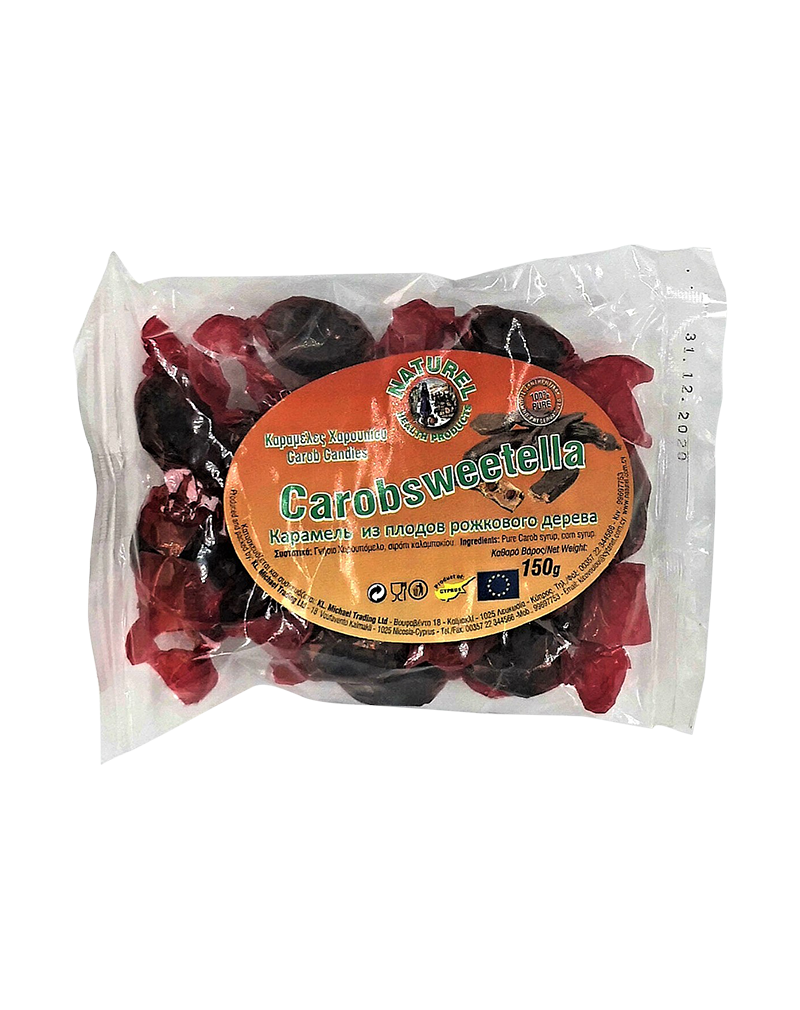 Naturel Carob Candies (150g)