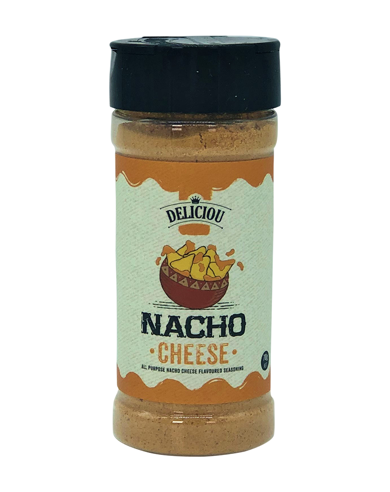 Deliciou Nacho Cheese Seasoning 70g