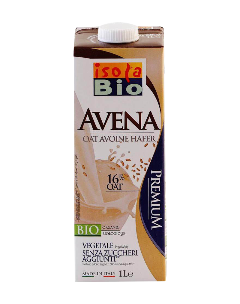 Isola Bio Organic Oat Milk (1000ml)