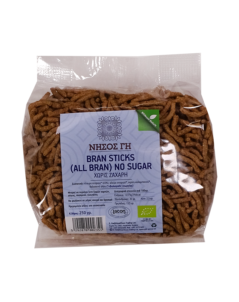 Nisos Gi Bran Sticks No Sticks  - HNG030