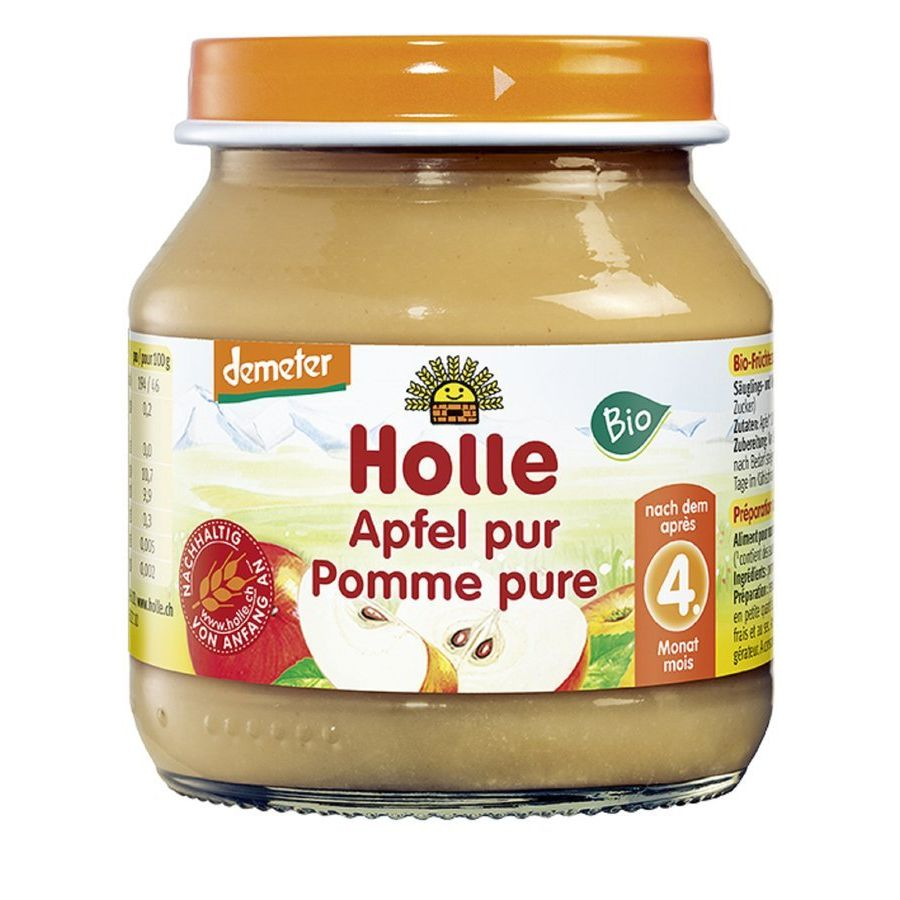 HOLLE BIO 100% APPLE 125G