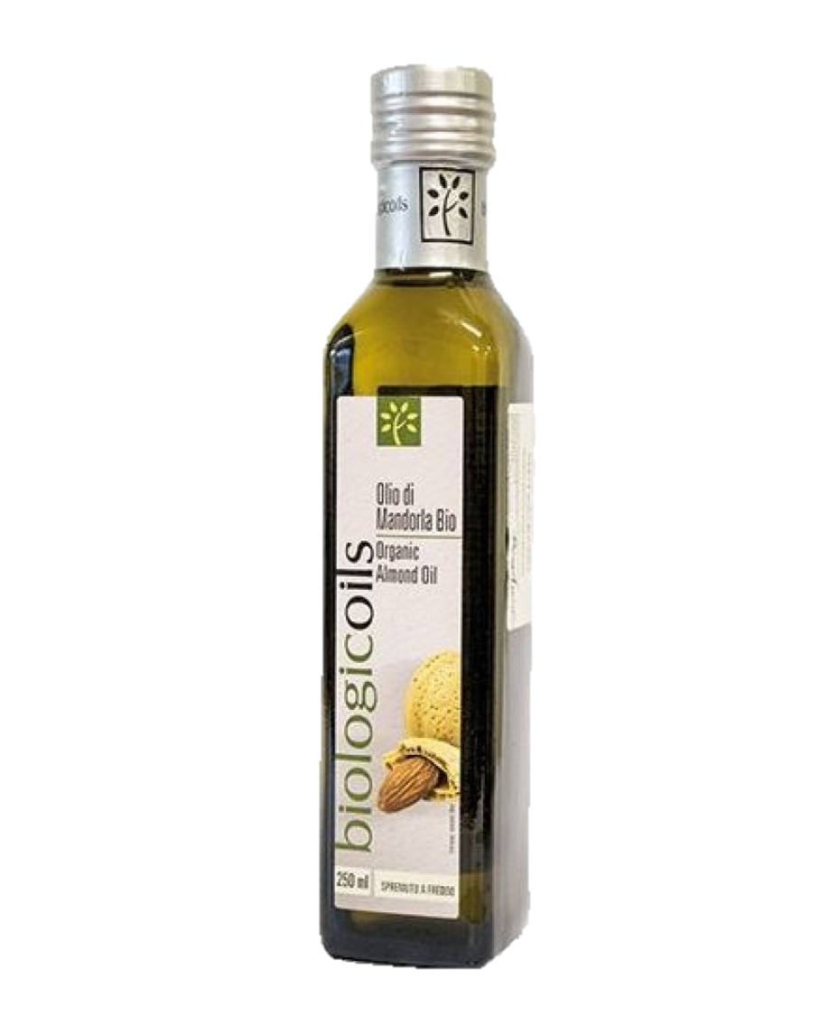 Biologicoils Organic Almond Oil 250ml