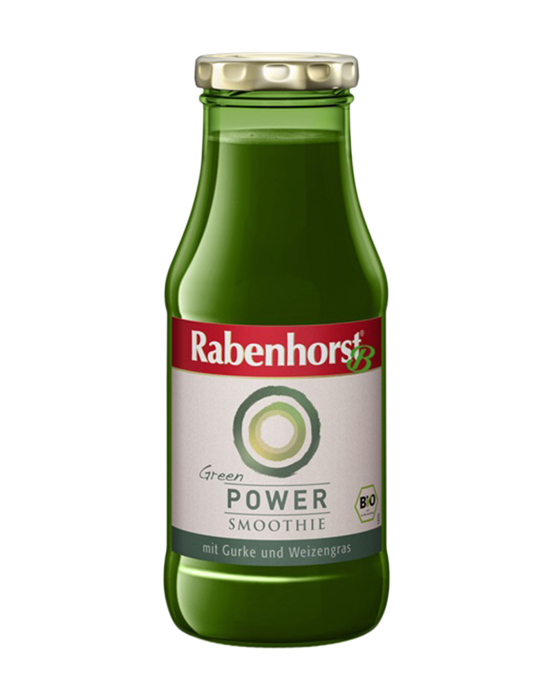 Rabenhorst Organic Green Power Smoothie (240ml)