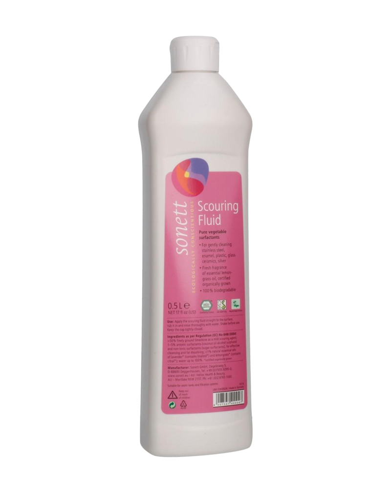 Sonett Scouring Fluid -Cleaning Cream (500ml)