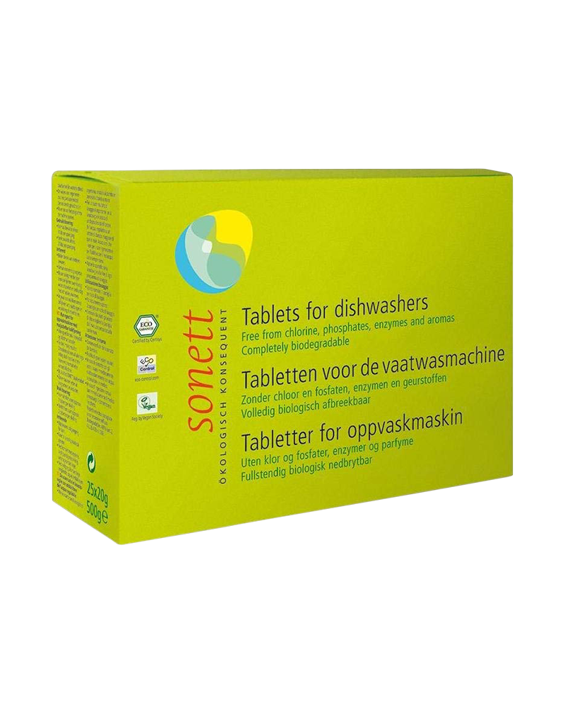 Sonett Tablets for Dishwashers (25X20g)