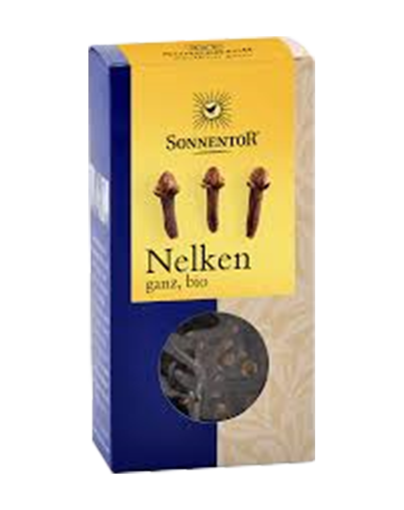 Sonnentor Organic Cloves Whole (35g)