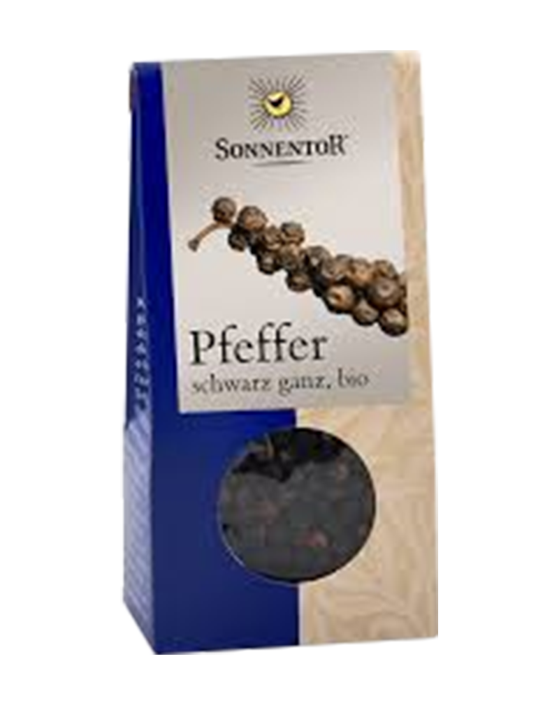 Sonnentor Pepper Black Whole Organic (35g)