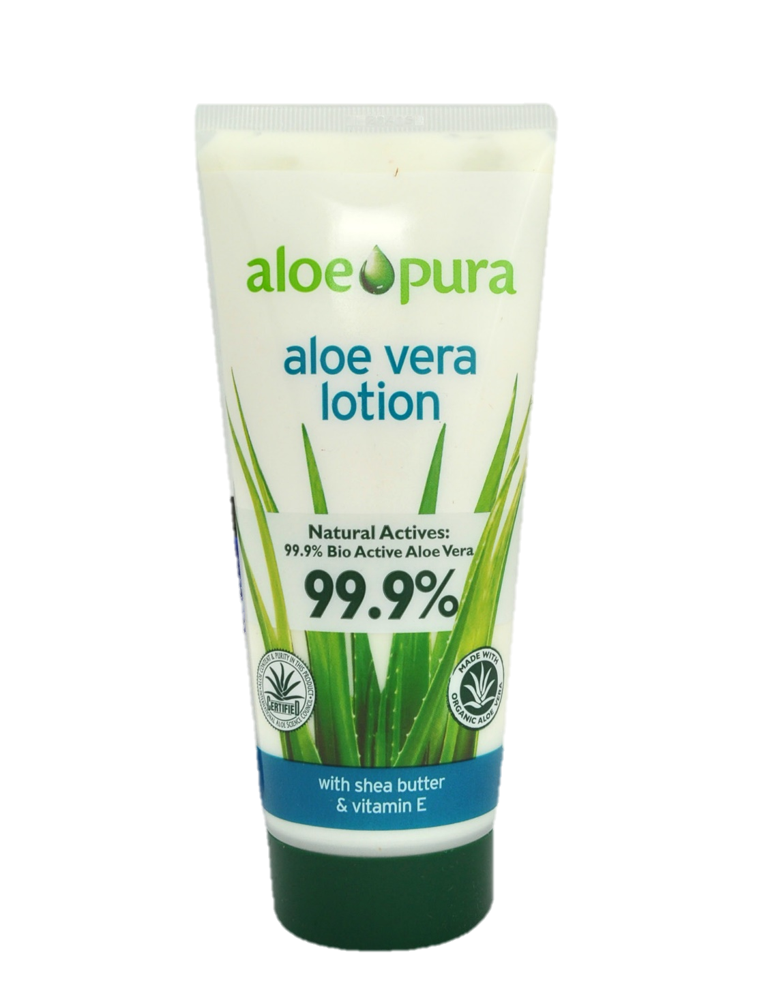 Optima Aloe Vera Lotion (200ml)