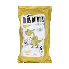 BIOSAURUS CHEESE MULTIPACK, 4*15GR