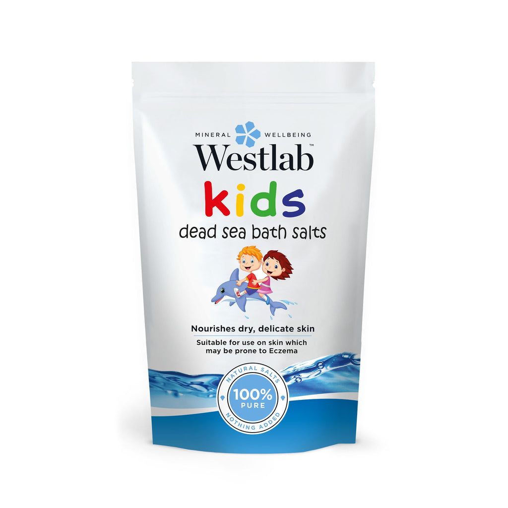 WESTLAB KIDS DEAD SEA SALT 500g