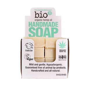 BIO D HEMP OIL SOAP 95GR