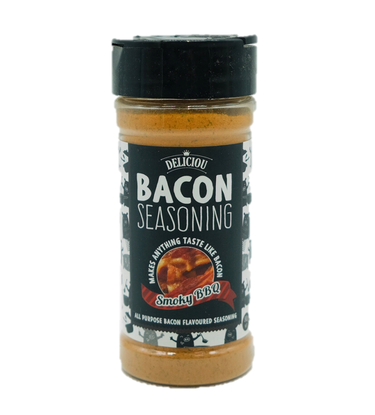 Deliciou Bacon Seasoning Maple 80g