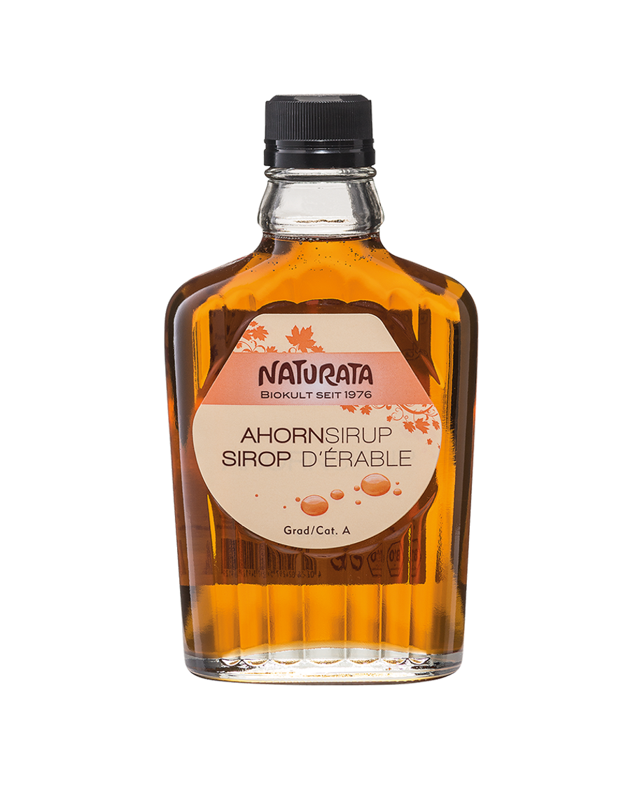 Naturata Maple Syrup Bio Grade A 250ml