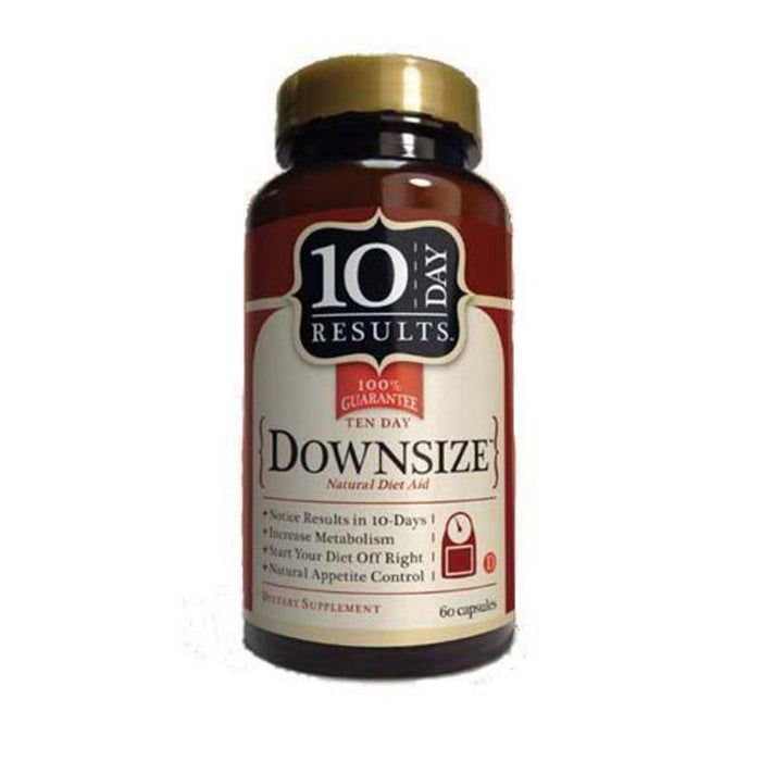 Ten-Day DownSize - Natural Diet Aid, 60 Capsules