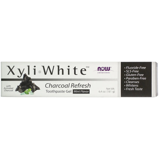 Xyliwhite Charcoal Refresh Toothpaste, 6.4 oz