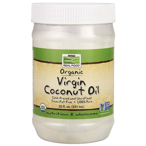 Organic Virgin Coconut Oil, 20 oz