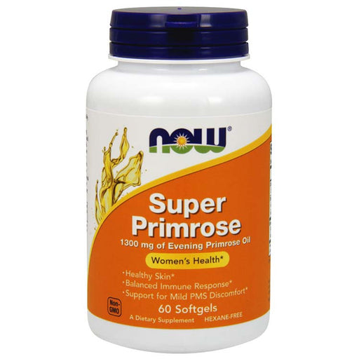 Super Primrose 1300 mg, 60 Softgels