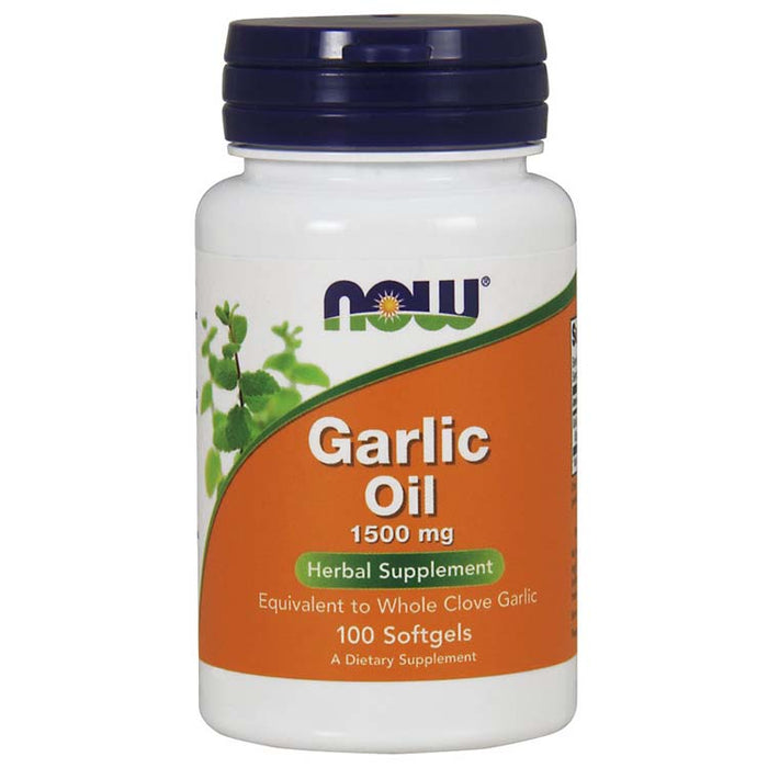 Garlic Oil, 100 Softgels
