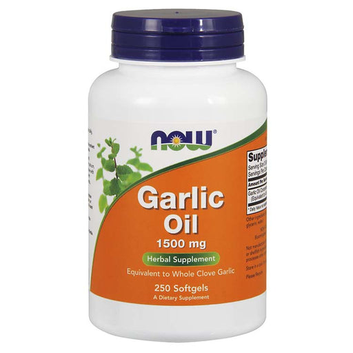 Garlic Oil, 250 Softgels