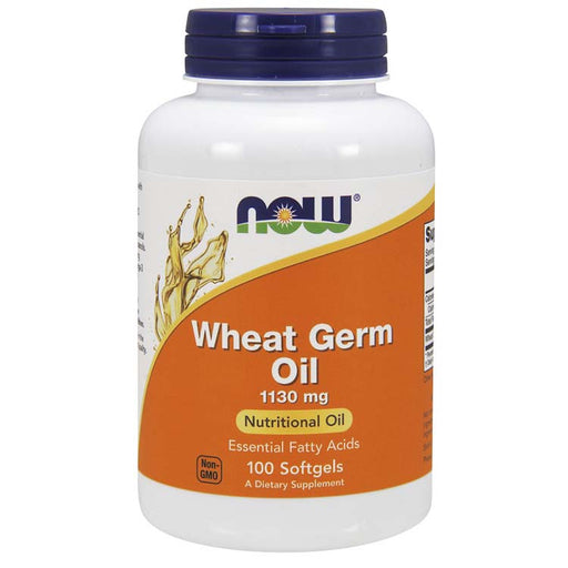 Wheat Germ Oil 1130mg - 100 Softgels