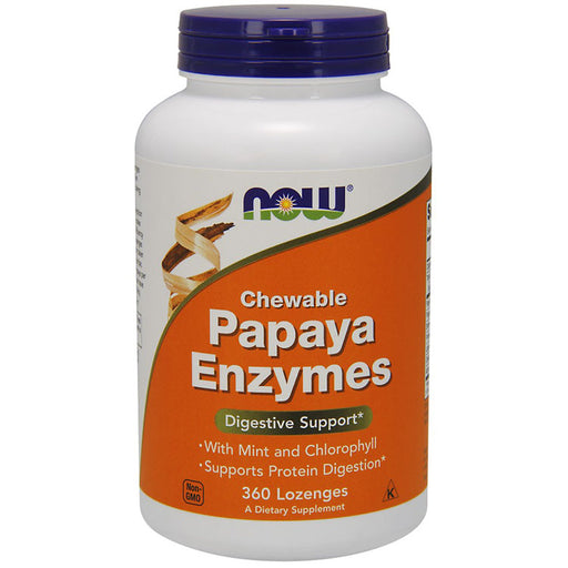 Papaya Enzyme, 360 Lozenges