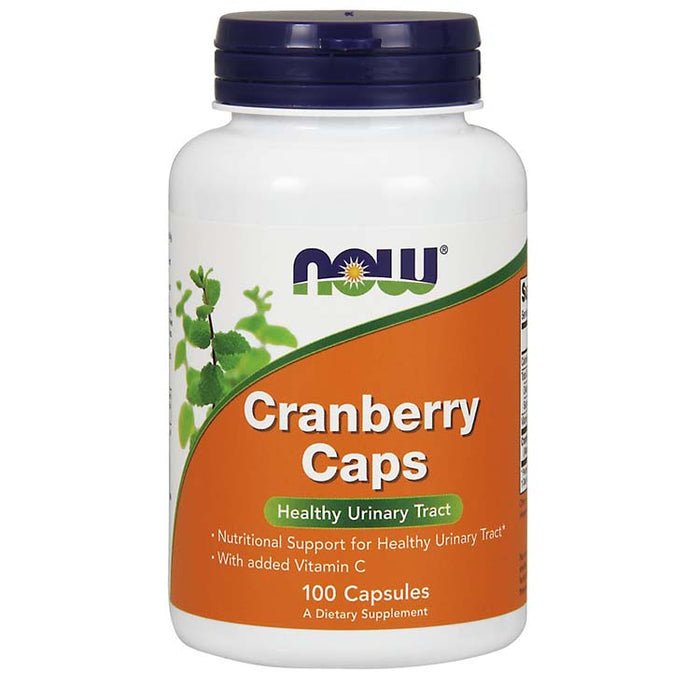 Cranberry Concentrate, 100 Capsules