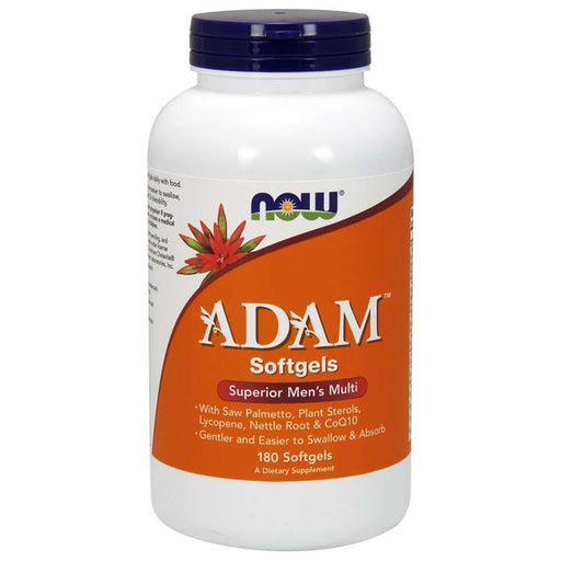 Adam Men's Multiple Vitamin, 180 Softgels