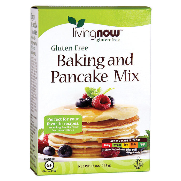 Gluten-Free Baking and Pancake Mix, 17 oz.