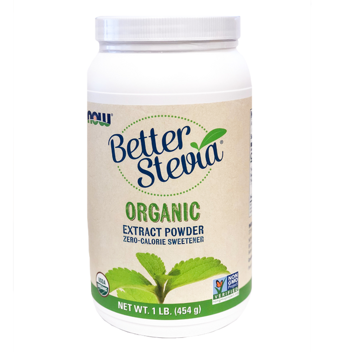 Better Stevia Extract Powder, 1 lb.