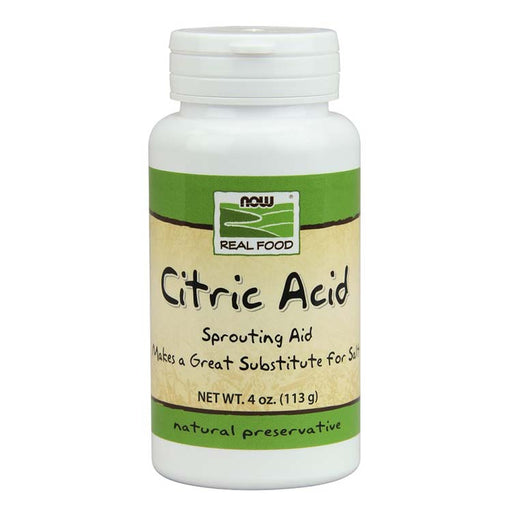 Citric Acid, 4oz