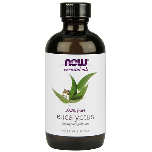 Eucalyptus Oil, 4 oz.