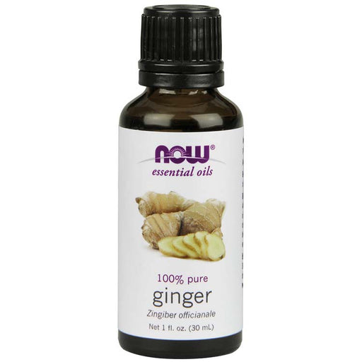 Ginger Oil, 1 oz.