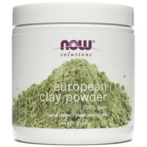 European Clay Powder, 6 oz.