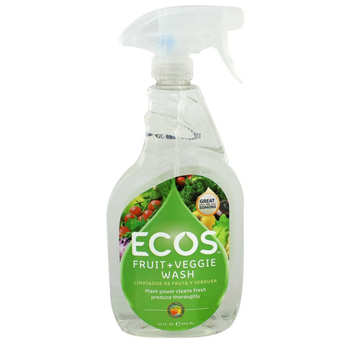 Fruit & Veggie Wash, 22 oz