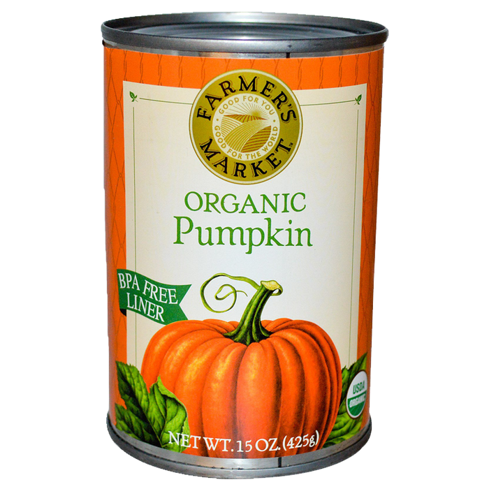 Canned Pumpkin, 15 oz