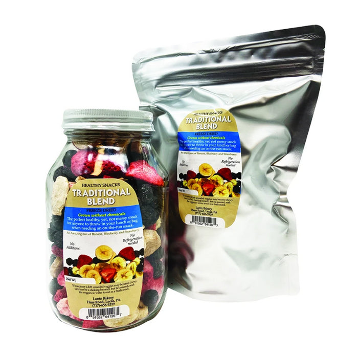 Freeze Dried Fruit-Traditional Blend