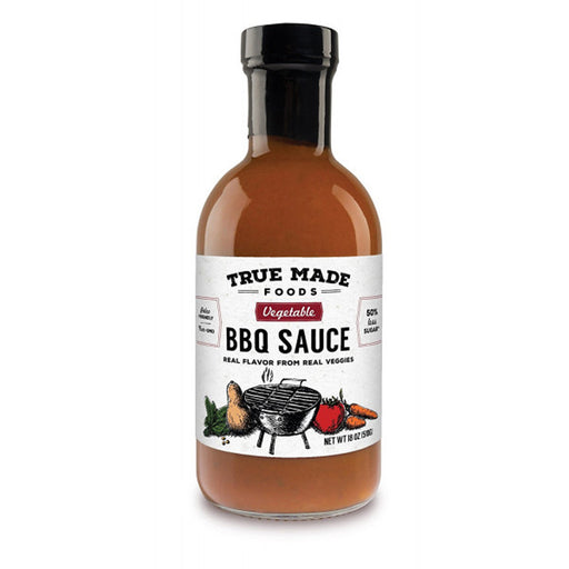 Vegetable Barbeque Sauce, 18 oz