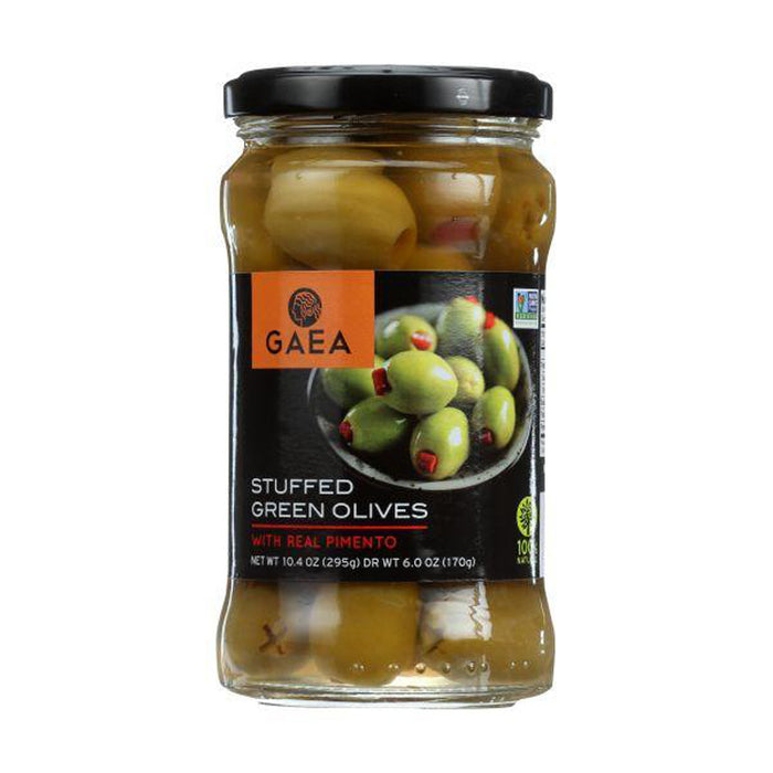Stuffed Green Olives, 6 oz