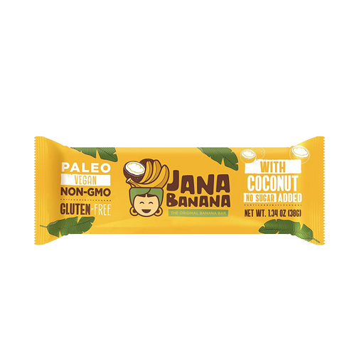 Coconut Banana Bar 1.34oz