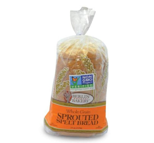 Whole Grain Spelt Bread - Sprouted, 19 oz