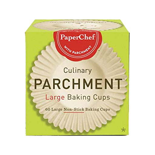Parchment Baking Cups, 60ct