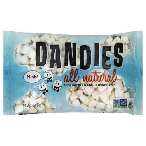 Natural Mini Marshmallows, 10 oz