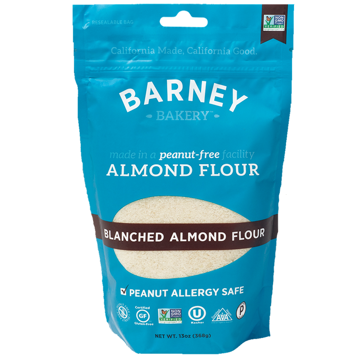 Blanched almond flour, 13 oz