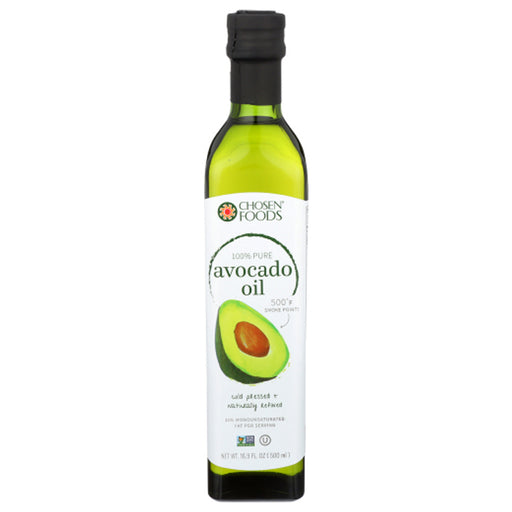 Avocado Oil, 16.9 oz