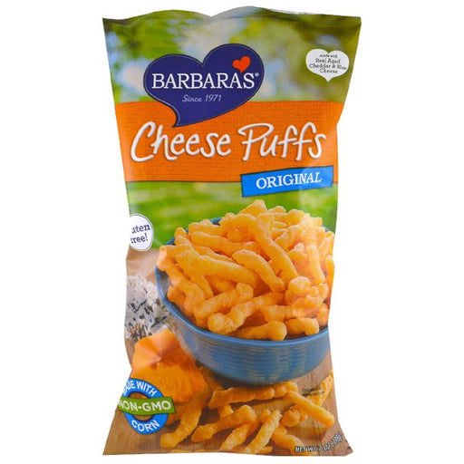 Cheddar Cheese Puffs, 7 oz
