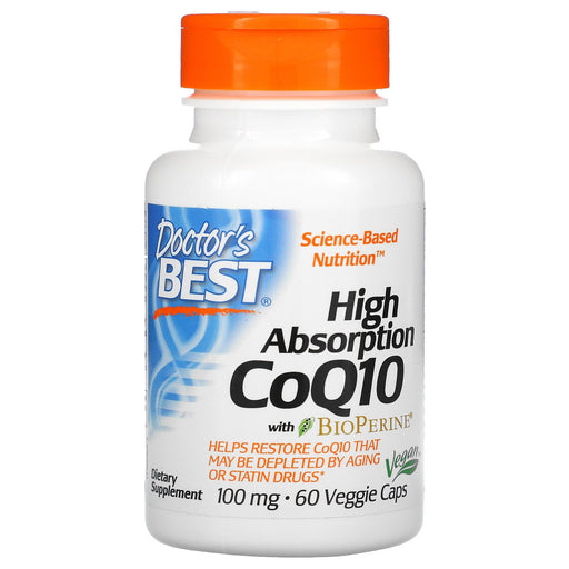 CoQ10, 100 Count