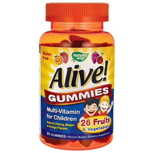 Alive! Multi-Vitamin for Children, 90 Gummies