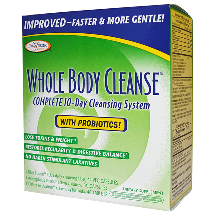 Whole Body Cleanse, 10-day Kit
